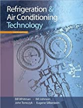 B.Whitman's B. Johnson's J.Tomczyk's E.Silberstein's Refrigeration 6th (Sixth) edition(Refrigeration and Air Conditioning Technology [Hardcover])(2008)