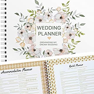 Wedding Planner and Organizer - Organizing My Dream Wedding Edition Includes Checklists and Essentials Tools to Plan Every... photo