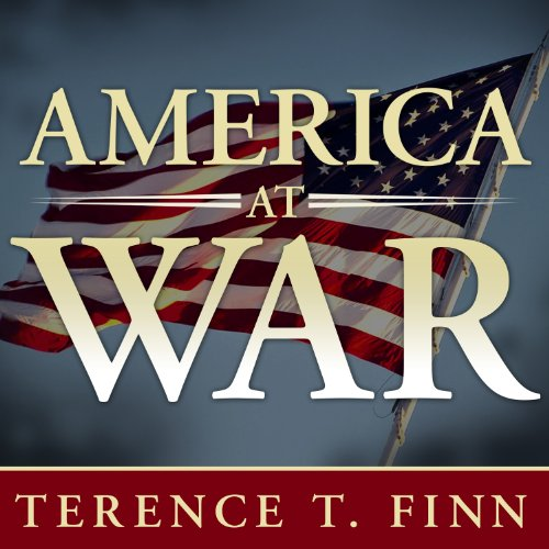 America at War audiobook cover art