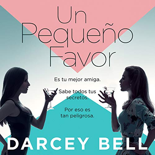 Un pequeño favor [A Small Favor] cover art