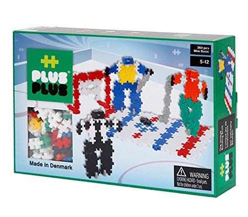 Plus-Plus 52211 - Mini Basic 360 - Hockey