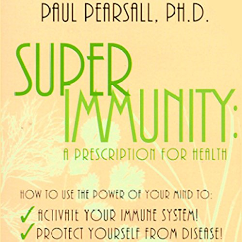 Superimmunity audiobook cover art