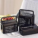Hillhead 3 Schichten Heutiges Menü Lunchbox Mikrowelle Bento Box Bento Lunchbox im japanischen Stil...