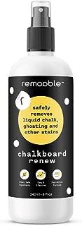 Best liquid chalk cleaner Reviews