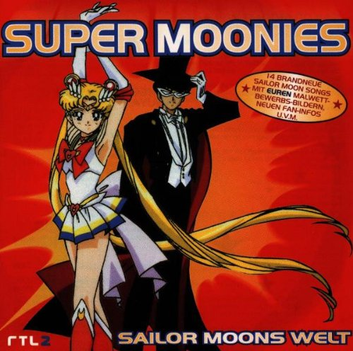 Sailor Moon'S Welt