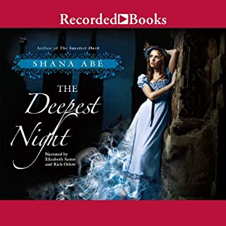 The Deepest Night audiobook cover art