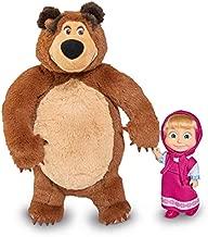 Masha and the Bear 109301072 Dolls, Nylon/A