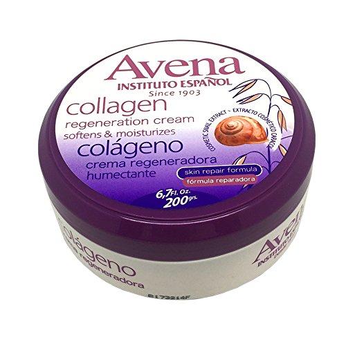Avena Instituto Espanol Collagen Regeneration Cream 6.7 Oz by Avena...