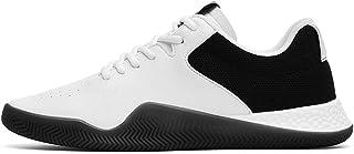 メンズシューズ2018新しい低トップスニーカースポーツ靴ランニングシューズカジュアル/毎日ウォーキングシューズフィットネス & クロストレーニングシューズ,A,41