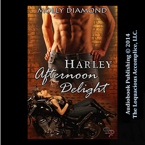 Harley Afternoon Delight audiobook cover art