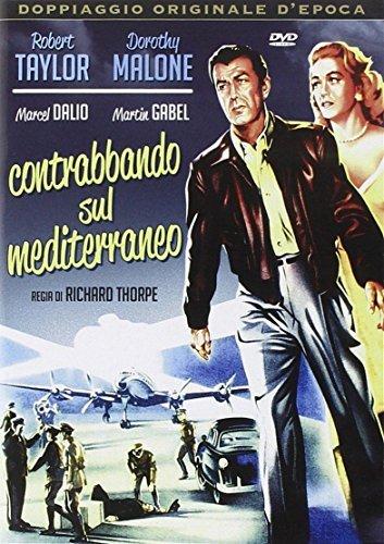 contrabbando sul mediterraneo dvd Italian Import by robert taylor