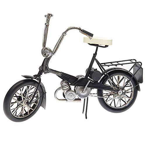 Pamer-Toys Modelo de bicicleta de chapa – en estilo retro