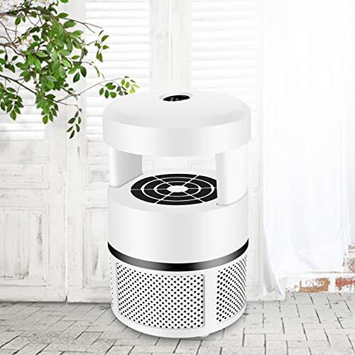 Mosquitero Killer Lámpara Repelente Hogar Productos Electrónicos Protección de radiación LED Photocatalizador Mosquitero Repelente Inhalación USB Doo Sunshine20 (Color : Color2)
