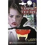 Widmann 4089B – Kinder, Vampirgebiss, Vampir Zähne, falsche Zähne, Blutsauger, Accessoire,...