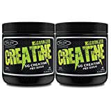 Sinew Nutrition Micronized Creatine Monohydrate 300gm - Unflavoured (Pack of 2)