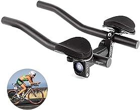 Ambrosio Atritium clip on aero Alloy Bars TimeTrial TT Bike Bicycle Handlebar