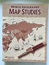 World Geography Map Studies, 9th Grade, A Beka Book, 2011 (History Series)