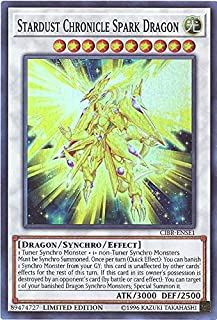 Stardust Chronicle Spark Dragon - CIBR-ENSE1 - Super Rare - Limited Edition - Circuit Break: Special Edition (Limited Edition)