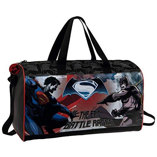 Borsa da viaggio Batman VS Superman