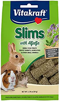 Vitakraft Slims with Alfalfa Rabbit, Nibble Stick Treat