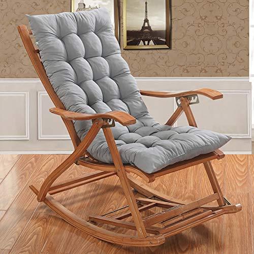 KTOL Chair Patio Cushion Chair Pads, Patio High Back Lounger...