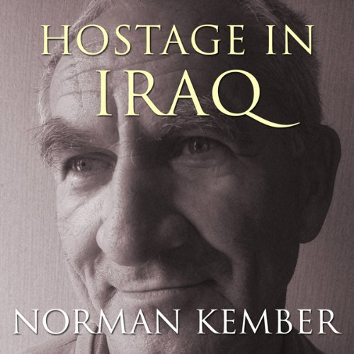 Hostage in Iraq audiobook cover art