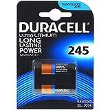 Pila fotgráfica Duracell Ultra M3 modelo 2CR5 1er Blister, 6V, Lithium