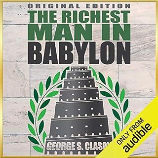Richest Man In Babylon - Original Edition cover art
