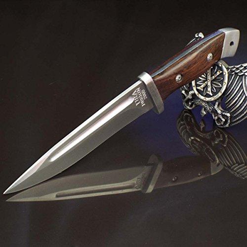 TM USA UD-2008 • FESTSTEHENDE Messer JAGDMESSER • Gesamtlänge: 250mm • FTM-de.