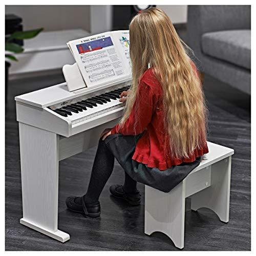 JDP-1 Junior Digitalpiano von Gear4music weiß - 3