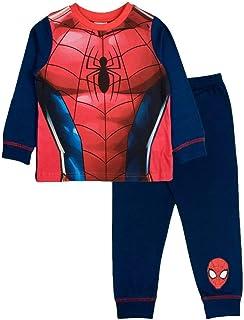 Pijama infantil Spiderman, Marvel, 2 a 8 años