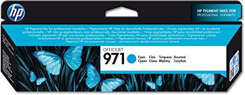 HP 971 Blau Original Druckerpatrone für HP Officejet Pro