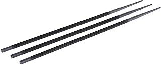 """3X Pro 3/8"""" 4mm ronde kettingzaag zaagketting bestanden vijlen slijper voor houtwerk nieuw"""