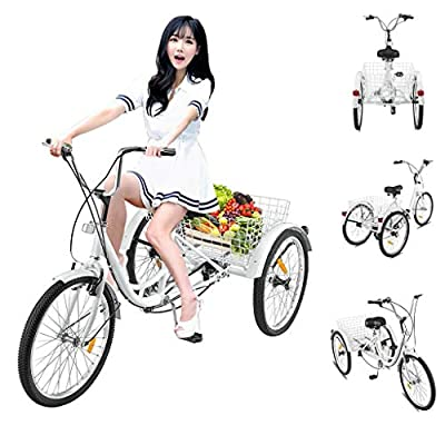 winwintom ?Ship from USA? Adult Tricycles 7 Spe...