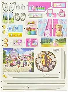 Best barbie pop up camper stickers Reviews