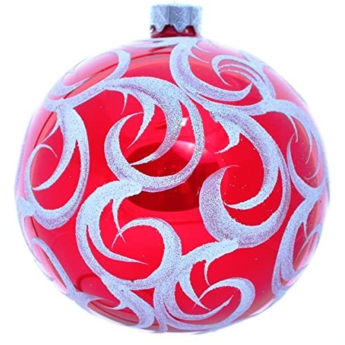 Hand Blown Christmas Ornaments Amazon Com