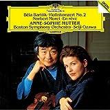 Bartok: Violin Concerto 2 / Moret