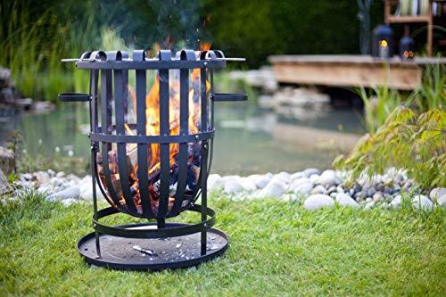 La Hacienda Vancouver Firebasket, Black