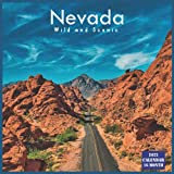 Nevada Wild and Scenic Calendar 2022: Official Nevada State Calendar 2022, 16 Month Calendar 2022