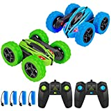 Remote Control Car RC Stunt Car Toy for Kids, 4WD 2.4Ghz Double Sided 360° Rotating RC Car for Boys / Girls
