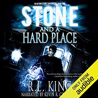 Stone and a Hard Place cover art