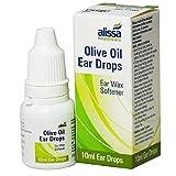 Gotas para limpiar la cera del oído - Remedio natural ecológico - Limpia de forma suave las orejas...