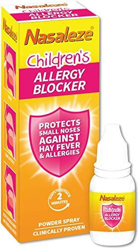 Nasaleze Childrens – Alivio 100% natural de la rinitis alérgica.