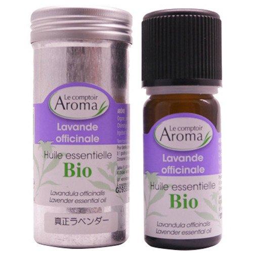 Le Comptoir Aroma-Huile Essentielle - Lavande Officinale Bio le comptoir Aroma, 10 ml
