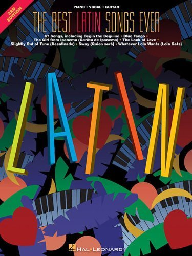 Best Latin Songs Ever (1998-04-01)