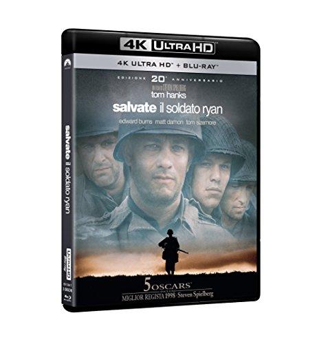Salvate Il Soldato Ryan (4K Uhd+Blu-Ray) [Italia] [Blu-ray]