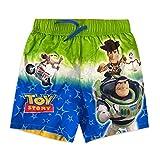 Toy Story Green Swim Trunk Shorts - 4T
