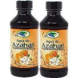 ELP Agua De Azahar 4 Oz Orange Flower Blossom Water 2 Pack