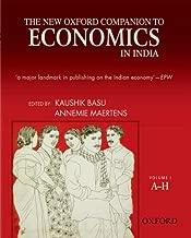 The New Oxford Companion to Economics in India