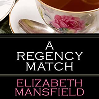A Regency Match cover art